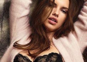 Adriana Lima dla Victoria's Secret
