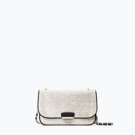 Zara – torebki damskie na jesień 2014