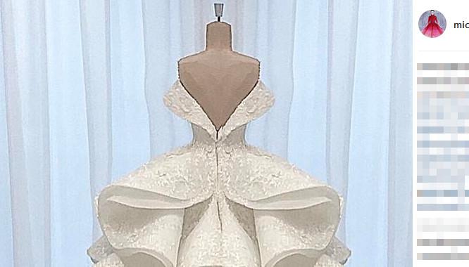 Zobaczcie, jak wygląda NAJDROŻSZA suknia ślubna na świecie (FOTO)