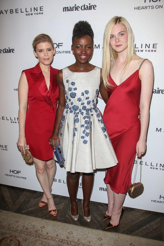 Młoda aktorki na Marie Claire Fresh Faces Party (FOTO)