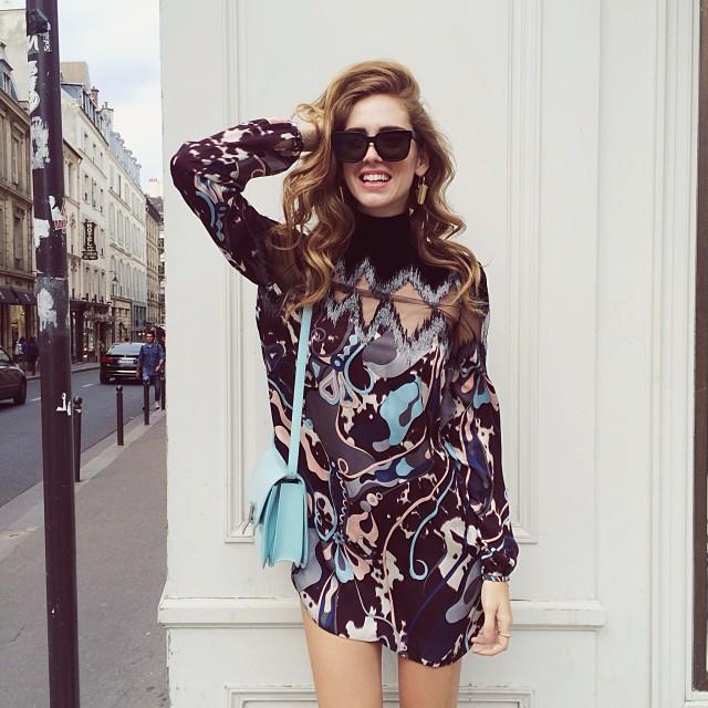 Styl najbardziej znanych blogerek modowych – Chiara Ferragni