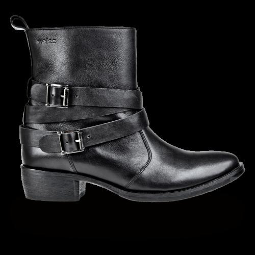 Jesienny przegląd skórzanych butów - Wojas