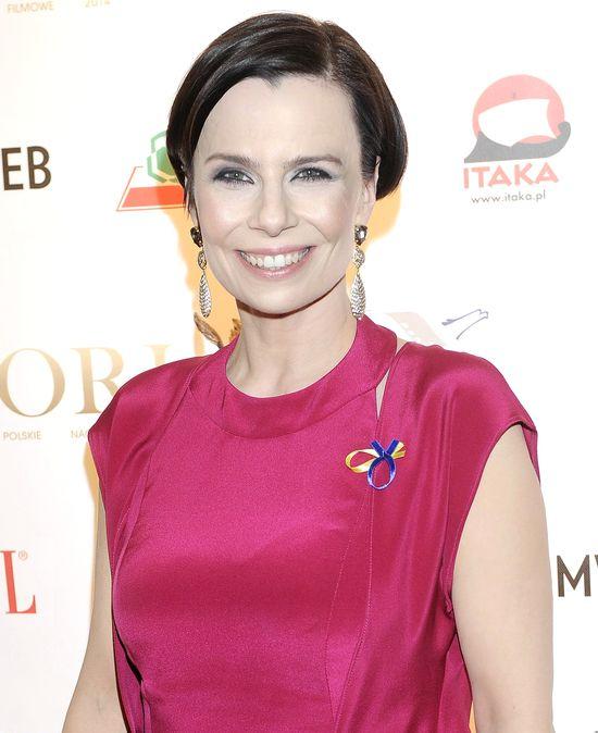 Agata Kulesza zachwyci na Oscarach 2015 w sukni Zienia?