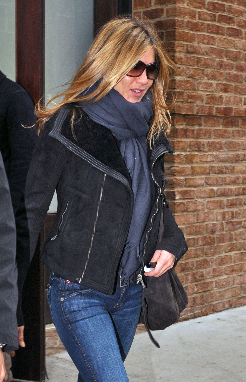 Oto modowy dodatek, z którym Jennifer Aniston nie rozstaje się od lat