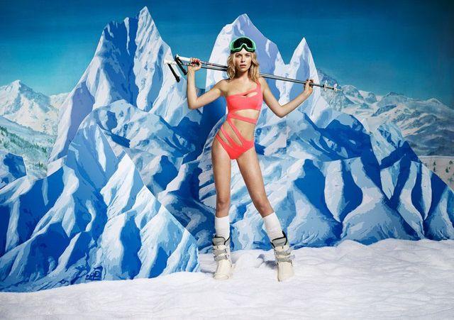 Agent Provocateur prowokuje gorącą zimową kampanią (FOTO)