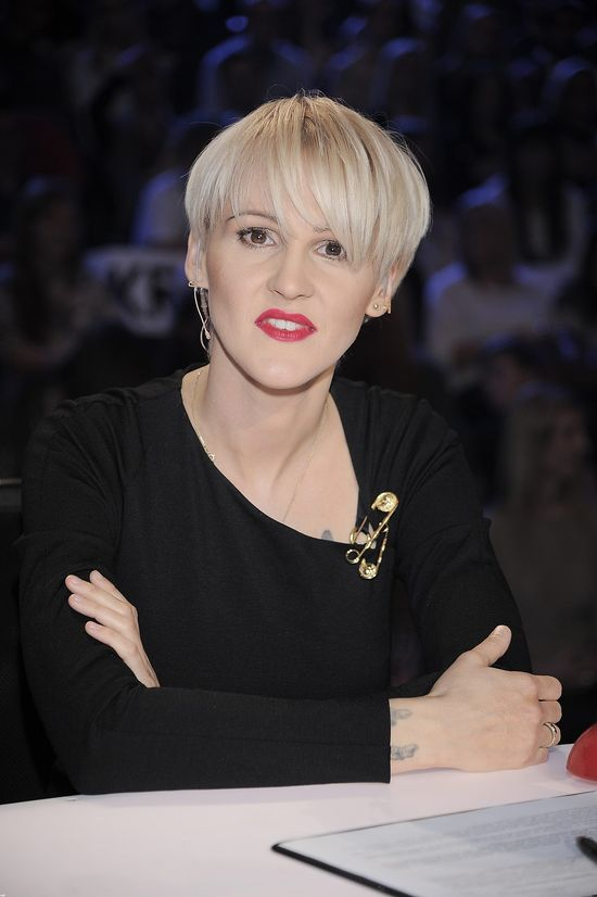 Agnieszka Chylińska już tak nie wygląda... (FOTO)