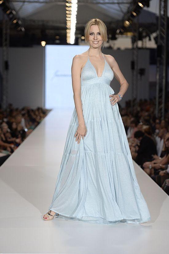 Gwiazdy w roli modelek na Warsaw Fashion Street 2013