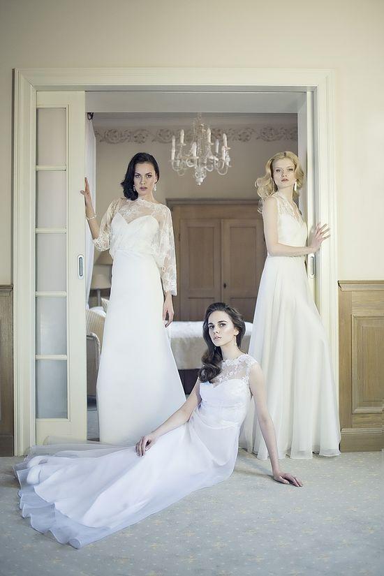 Kolekcja sukni ślubnych Agnieszki Światły (FOTO)