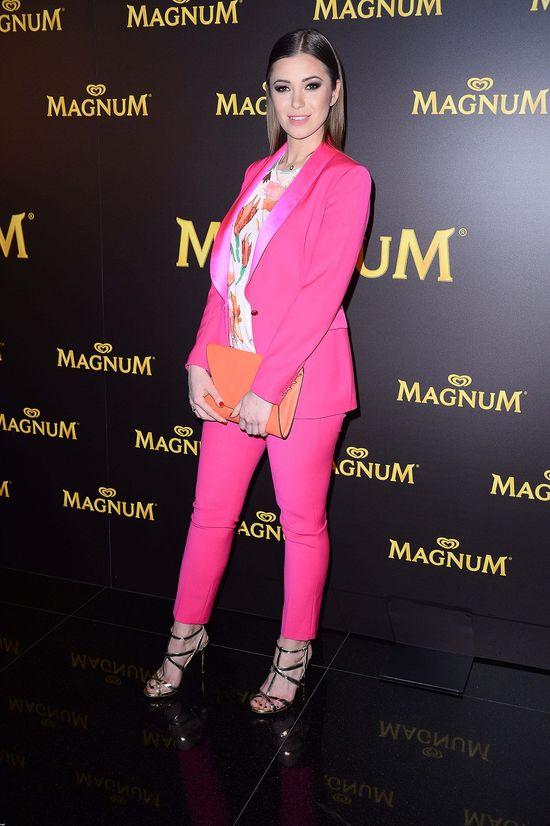 Stylizacje celebrytek na evencie Magnum Double