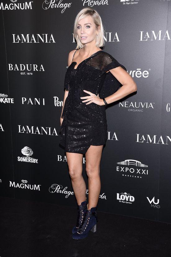 Tłum gwiazd i celebrytek na pokazie La Mania (FOTO)