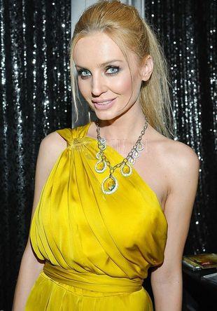 Agnieszka Szulim w żółtej sukience (FOTO)