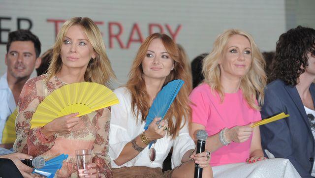 Tłum celebrytek na prezentacji jesiennej ramówki TVN