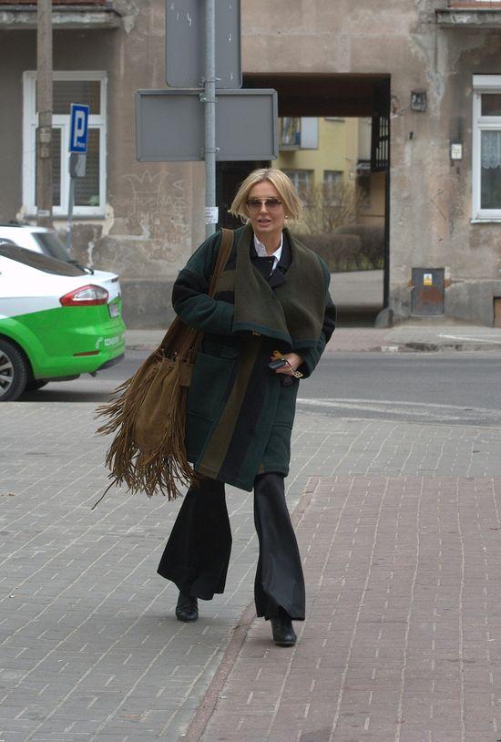 Doda i Agnieszka Szulim przebrały się na rozprawę? (FOTO)