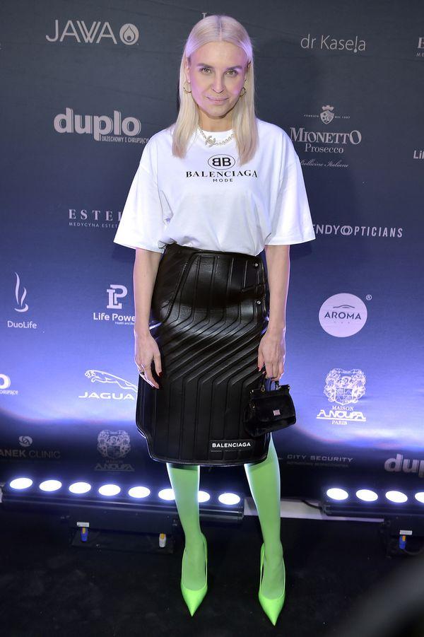 Joanna Horodyńska: Chce, żeby brwi były moim znakiem rozpoznawczym (FOTO)