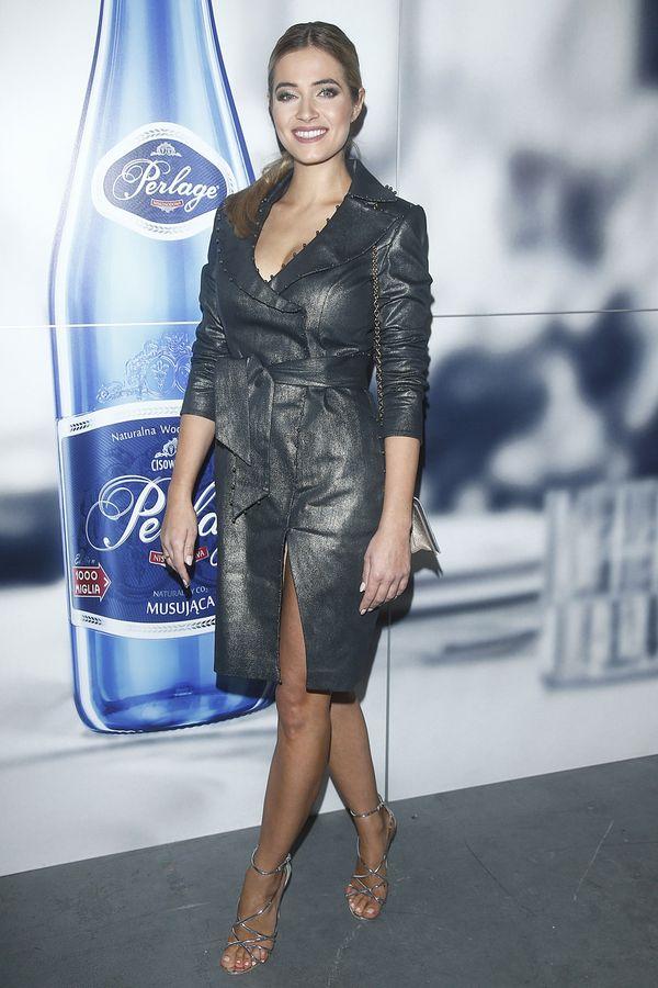 Rozalia Mancewicz nie jest już blondynką! Modelka zmieniła kolor włosów i...