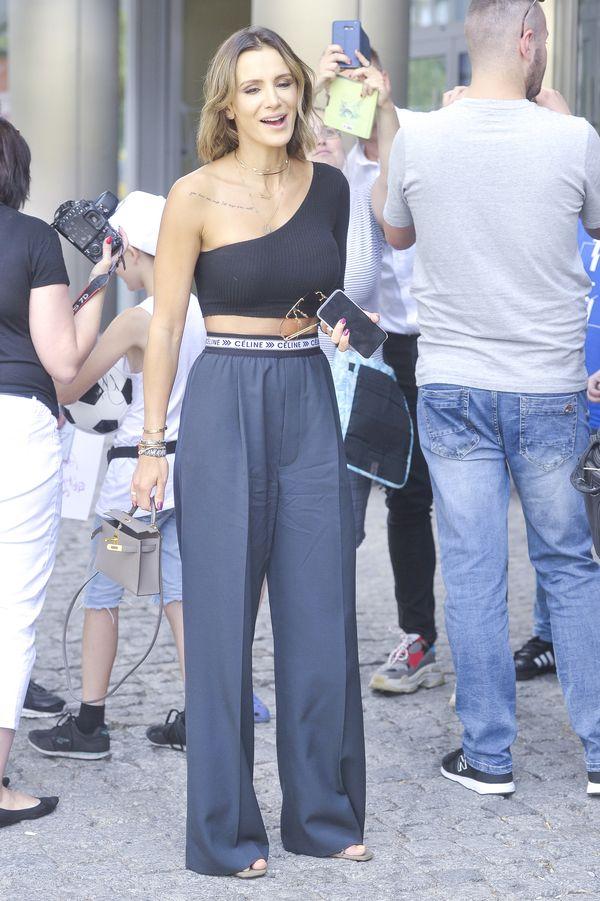 Sara Boruc promuje debiutancki singiel i zachwyca modną fryzurą (FOTO)