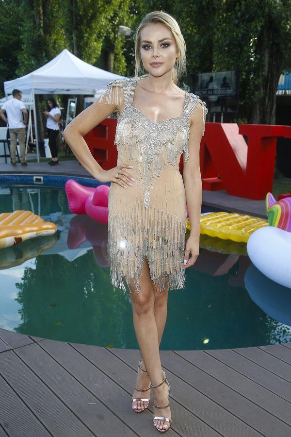 Ola Ciupa na imprezie CKM i trik, który sprawi, że piersi wyglądają na większe!