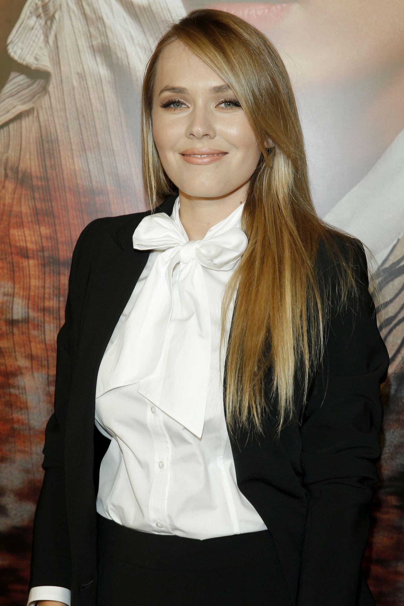Magdalena Lamparska w świetnej formie i nowym kolorze włosów!