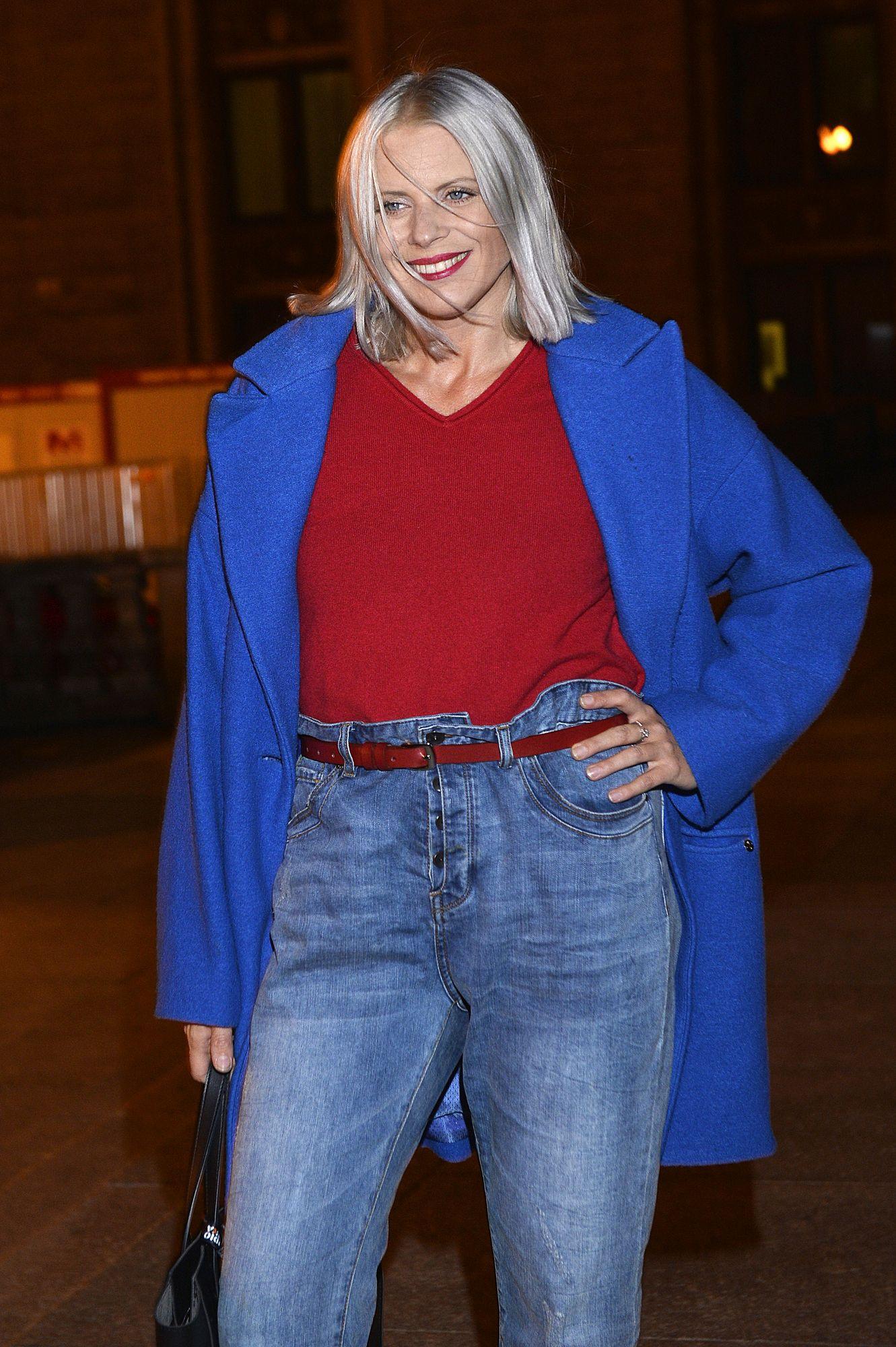 Maria Sadowska w siwych włosach. Piosenkarka stawia na konkretne zmiany