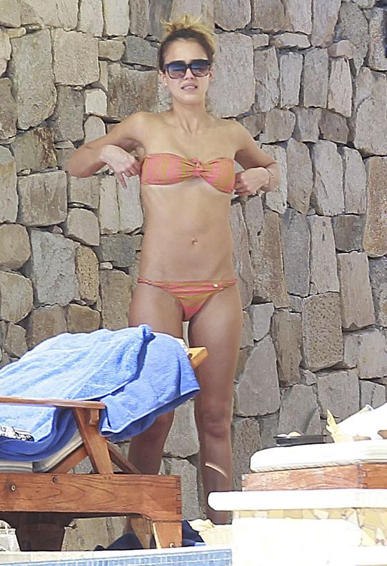 Jessica Alba zdradziła sekret szczupłej figury (FOTO)