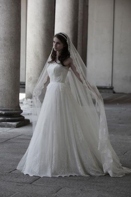 Alberta Ferretti  suknie ślubne 2014