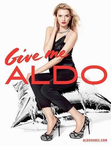 Terry Richardson ponownie dla Aldo (FOTO)