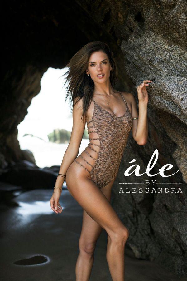 Alessandra Ambrosio w kampanii własnej marki (FOTO)