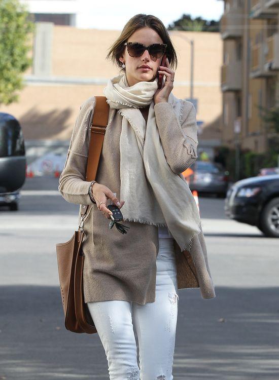 Jakie marki wybrała dla siebie Alessandra Ambrosio (FOTO)