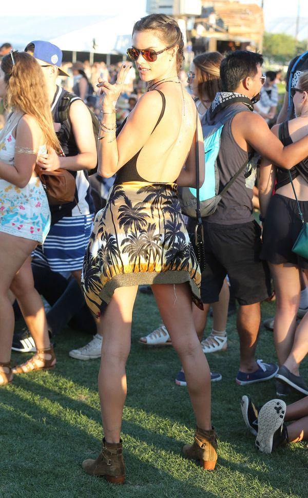 Gwiazdy i modelki drugiego dnia Coachelli 2016 (FOTO)