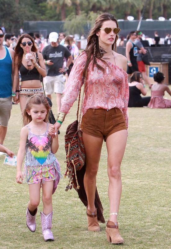 Miranda Kerr czy Alessandra Ambrosio - która wypadła lepiej?