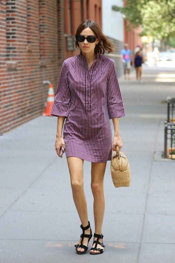 Zgadniecie która modelka ma tak chude nogi? (FOTO)