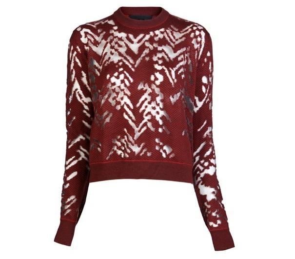Polskie gwiazdy w swetrze Alexandra Wanga
