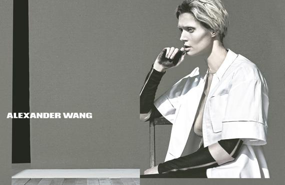 Nowa kampania Alexandra Wanga