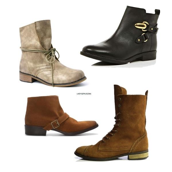 Allegro: buty na jesień 2013