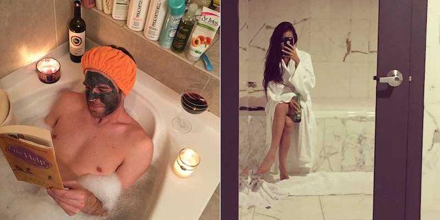Gdyby faceci na Instagramie i FB zachowywali się jak kobiety