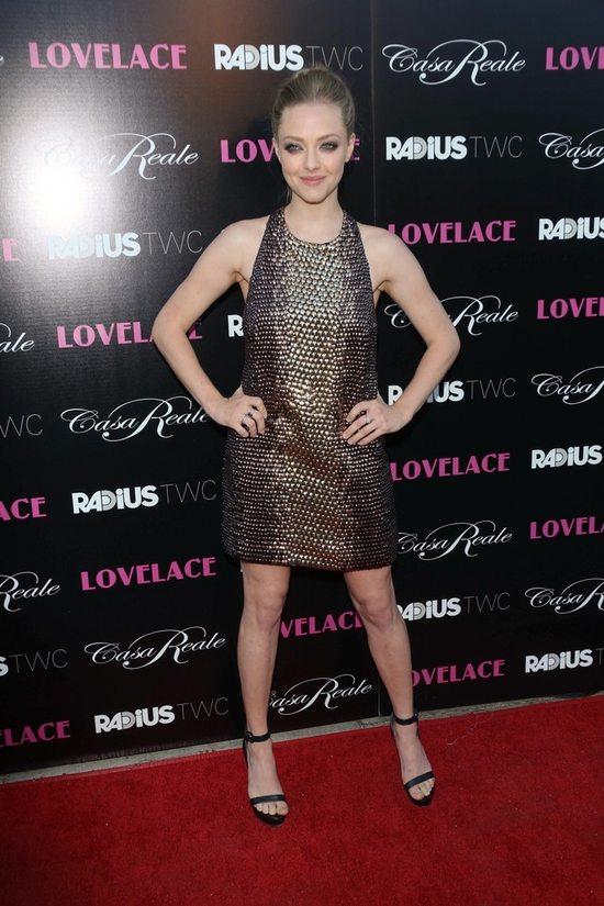 Amanda Seyfried w Gucci