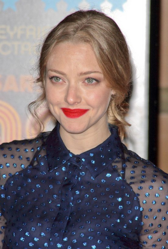 Amanda Seyfried ponownie w Gucci