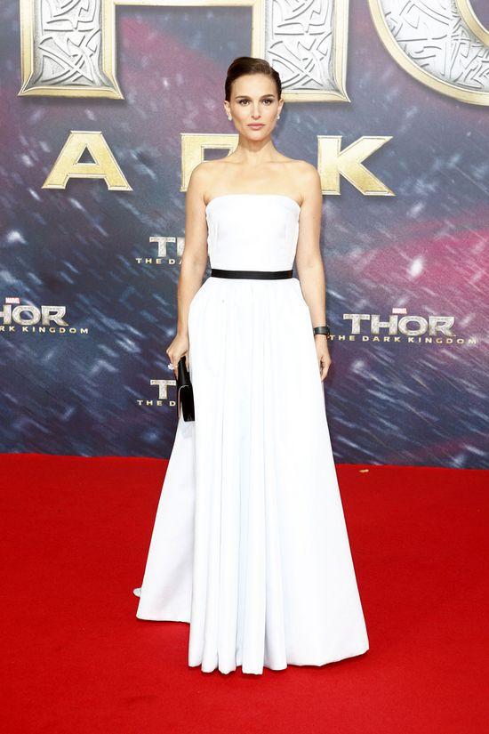 Natalie Portman w bieli (FOTO)