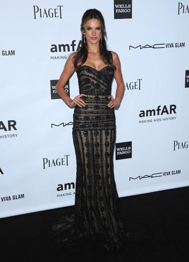Alessandra Ambrosio w sukni Zuhair Murad