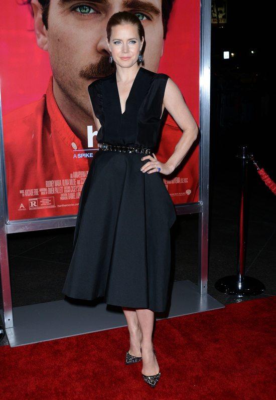 Amy Adams w sukience Lanvin (FOTO)