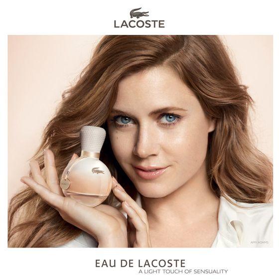 Amy Adams w kampanii perfum Lacoste (FOTO)