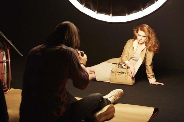 Amy Adams gwiazdą kampanii Max Mara (FOTO)