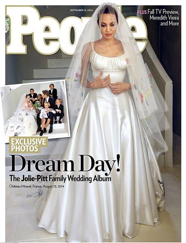 Są już paznokcie inspirowane welonem Angeliny Jolie! (FOTO)