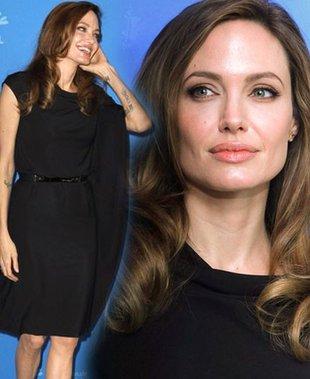 Angelina Jolie w Salvatore Ferragamo (FOTO)