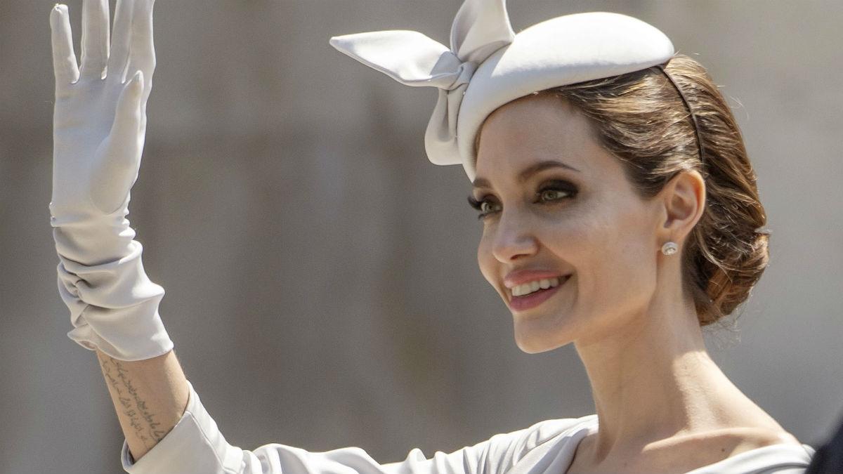 Angelina Jolie opowiedziała o chorobie. W życiu nie domyślicie się, o co chodzi