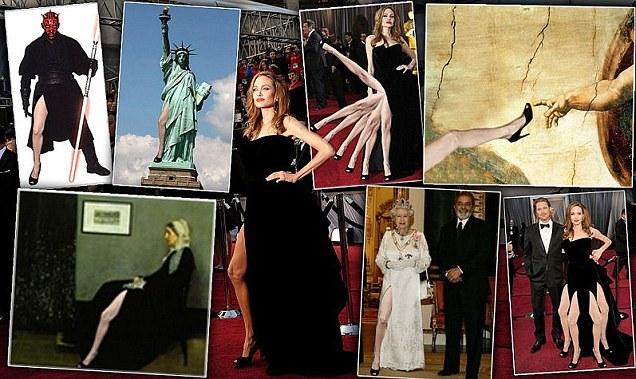 Historia Oskarów w sukienkach - część III