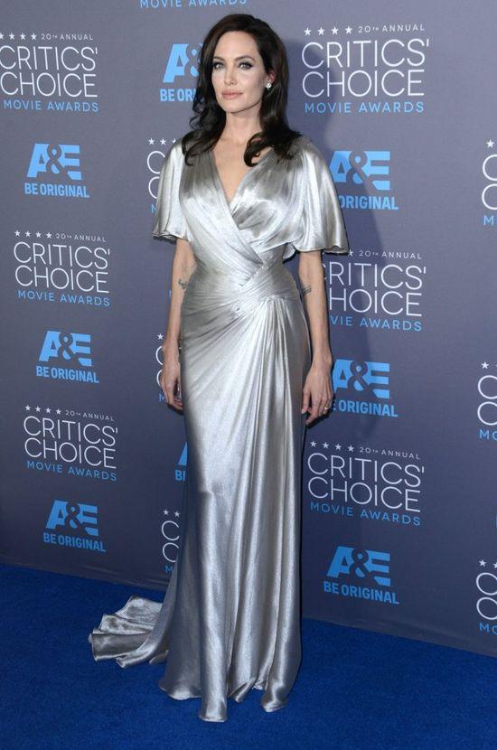 Angelina Jolie  Critics Choice Movie Awards