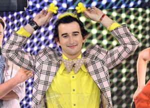 Żółty na polskich salonach