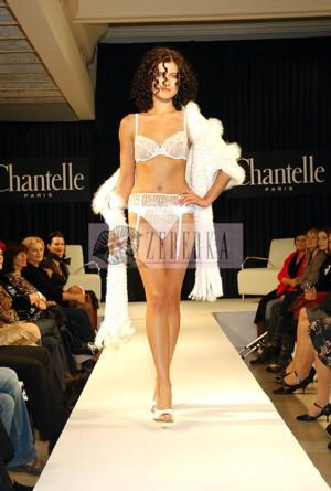 Chantelle, bielizna, pokaz, kolekcja