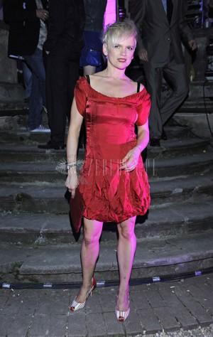 Katarzyna Figura, wygląd, sylwetka, styl, seksapil, film